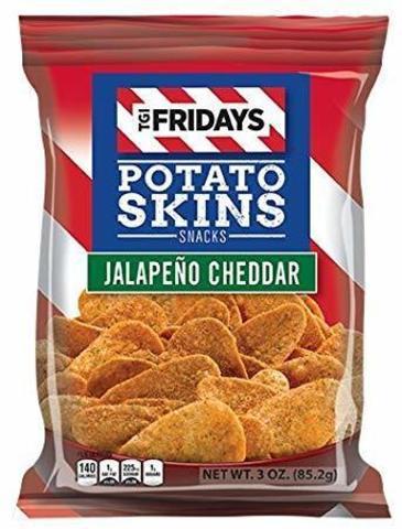 Чипсы Fridays Potato Skins Jalapeno Cheddar