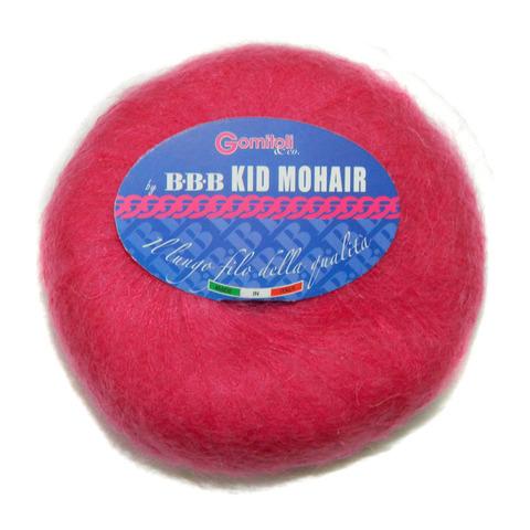 Купить Пряжа BBB Kid mohair Код цвета 0122 | Интернет-магазин пряжи «Пряха»