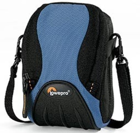 Сумка Lowepro Apex 10 AW Black/Blue