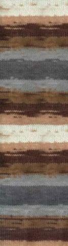 Купить Пряжа Alize Lanagold batik Код цвета 3341 | Интернет-магазин пряжи «Пряха»