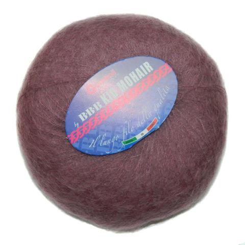 Купить Пряжа BBB Kid mohair Код цвета 0124 | Интернет-магазин пряжи «Пряха»