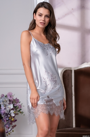 Сорочка женская шелковая  Mia-Amore KELLY  КЕЛЛИ 3570