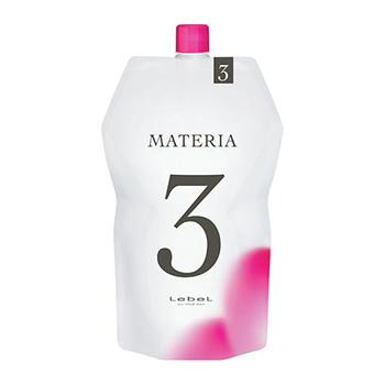 Lebel Materia Oxy 3% - Оксидант для смешивания с краской