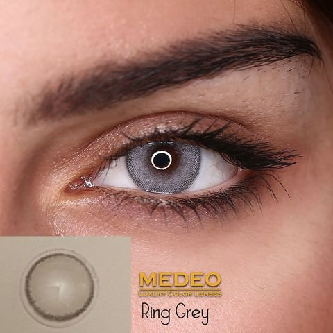 Medeo Ring Grey