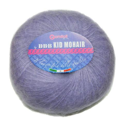 Купить Пряжа BBB Kid mohair Код цвета 0126 | Интернет-магазин пряжи «Пряха»