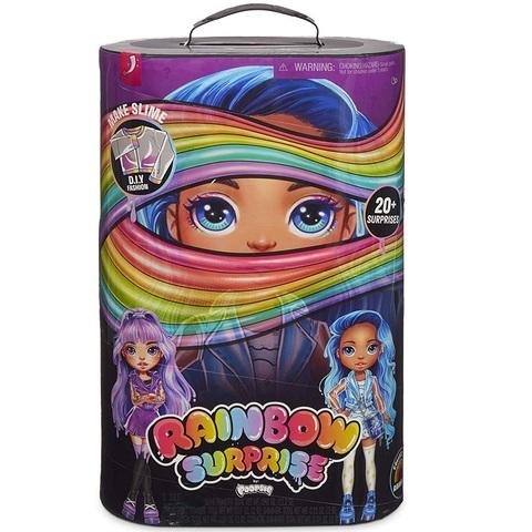 Куклы Пупси Сюрприз в фиолетовой упаковке