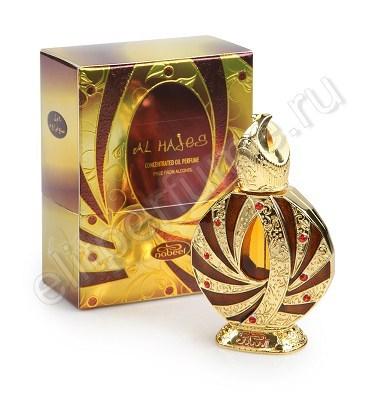 Al Hajes Аль Хаджис 20 мл арабские масляные духи от Набиль Nabeel Perfumes