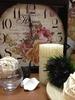 Часы настенные «Букет роз» Time Keeper
