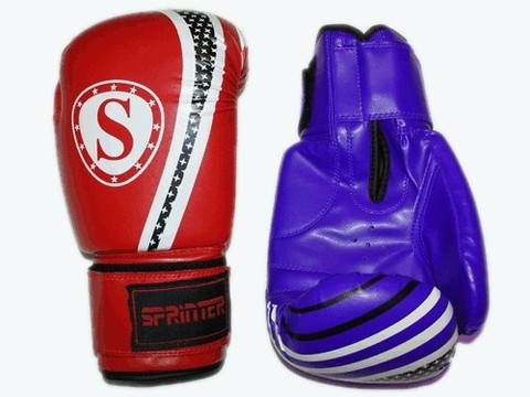 Перчатки бокс SPRINTER PUNCH-STAR. Размер-вес 12