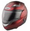 Мотошлем - PROBIKER KX5FLIP UP (металлик, красный)