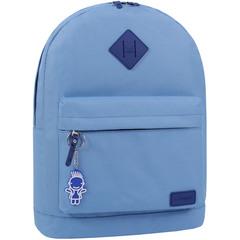 Рюкзак Bagland Молодежный W/R 17 л. голубой (00533662)