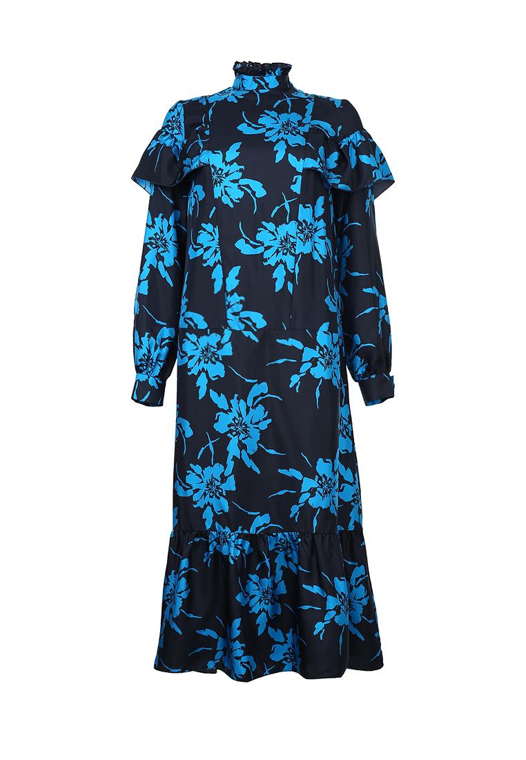 Платье шёлковое (FW0382)