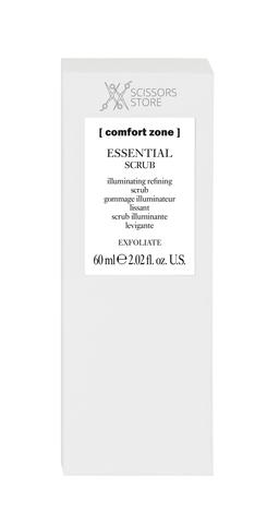 Essential Scrub | Очищающий скраб 60 мл в упаковке