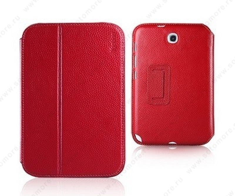 Чехол-книжка Yoobao для Samsung Galaxy Note 8.0 N5100/ N5110 - Yoobao Executive Leather Case Red
