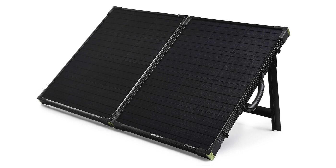 Солнечная панель Goal Zero Boulder 100 Briefcase внешний вид