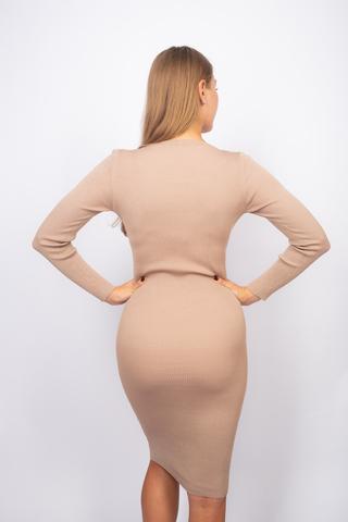 женское осеннее платье