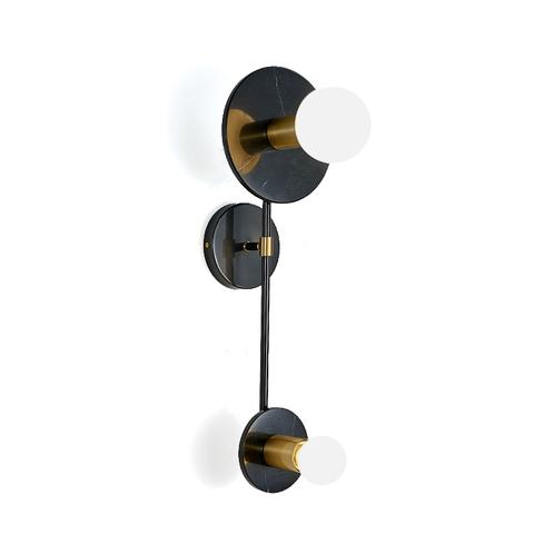 Настенный светильник Stone by Light Room (черный)