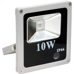Светодиодный прожектор Feron LL-271, 1LED*10W-белый холодный, 230V 6400K