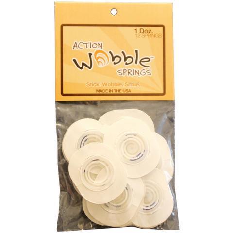 Спираль для интерактивных открыток Action Wobble Spring - 6шт.