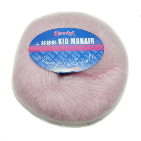 Купить Пряжа BBB Kid mohair Код цвета 6276 | Интернет-магазин пряжи «Пряха»