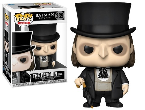 Penguin (Batman Returns) Funko Pop! || Пингвин