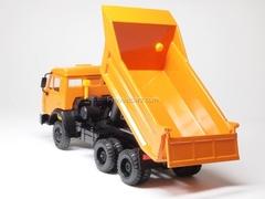 KAMAZ-55111-005 tipper (new cab) Elecon 1:43