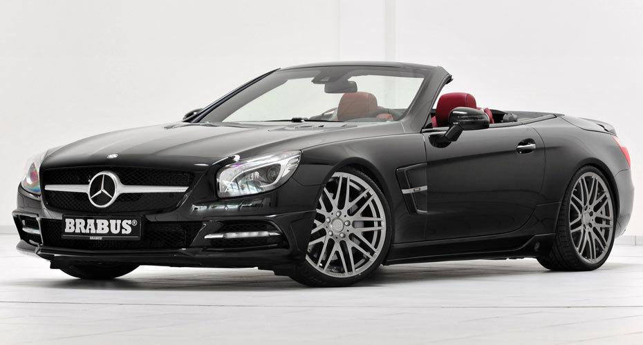 Обвес Brabus для Mercedes SL R231