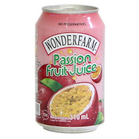 Сок Wonderfarm