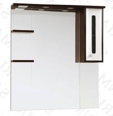Зеркало-шкаф SanMaria Париж-90 белый, правый