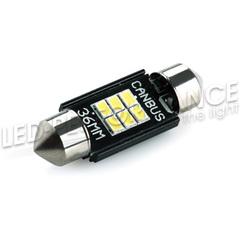Автомобильная лампа 36mm C5W 6411 6418 CANBUS