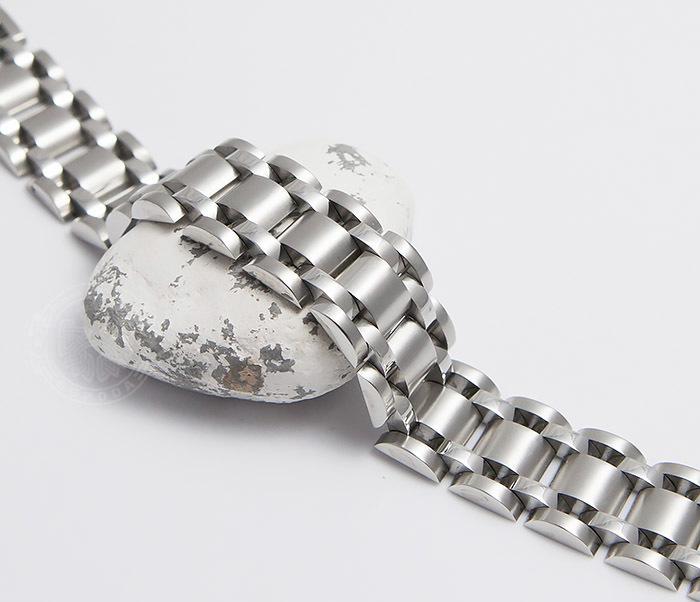 Широкий браслет из ювелирной стали (21 см) браслет унакит биж сплав 4 мм 17 см 3 см