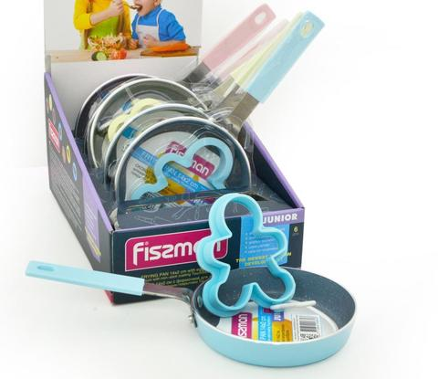 4864 FISSMAN Junior Сковорода 14 см,  купить