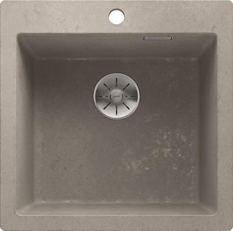 Кухонная мойка Blanco PLEON 5, бетон