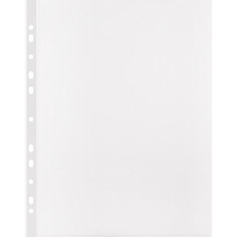 Файл-вкладыш Attache Selection А4+ 105 мкм прозрачный гладкий 10 штук в упаковке
