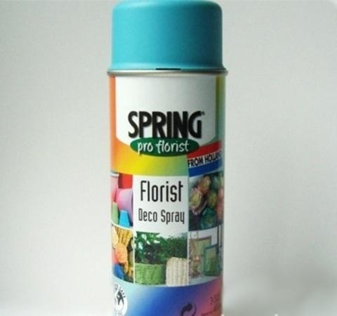 Краска-спрей SPRING (объем:400мл) Цвет: 006, голубой