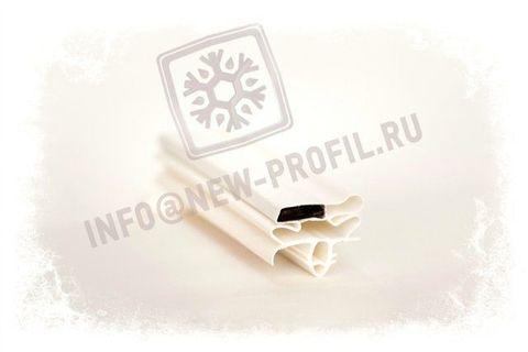 Уплотнитель  68*57 см для холодильника Electrolux ERB4045 (морозильная камера) Профиль 010(аналог)