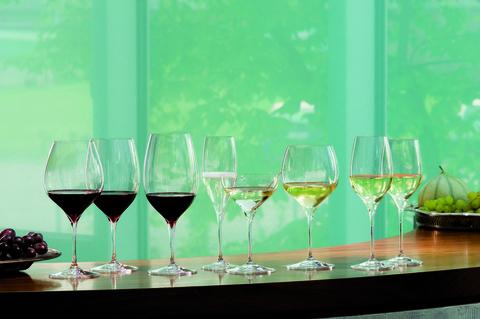 Набор из 2-х бокалов для вина Riesling/Sauvignon Blanc 380 мл, артикул 6404/15. Серия Grape