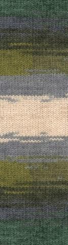 Купить Пряжа Alize Lanagold batik Код цвета 4292 | Интернет-магазин пряжи «Пряха»