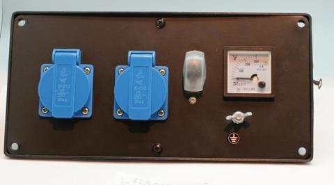 Панель контрольная DDE BG3500 (029020400042)