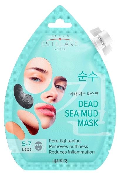 Маска с грязью мертвого моря для лица УСПОКАИВАЮЩАЯ  20мл (Estelare)