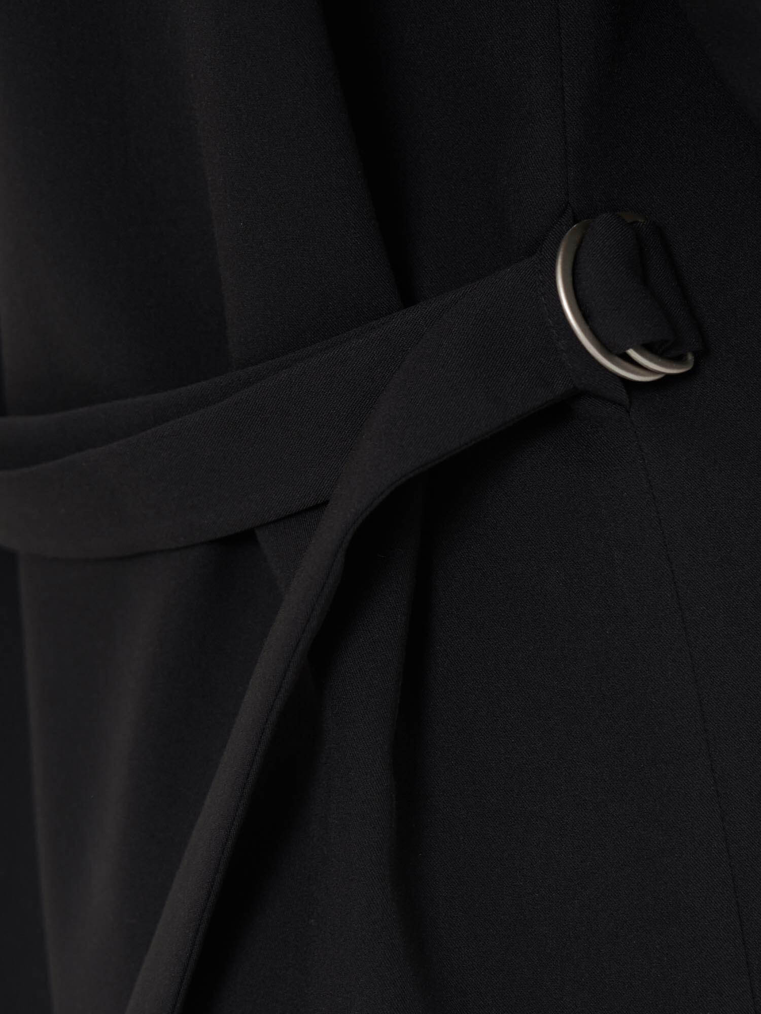 Платье-рубашка Ester, Черный