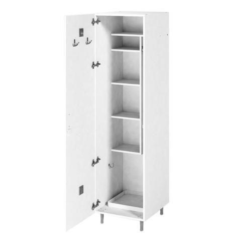 Шкаф медицинский для спец одежды ШкМ-01 - фото
