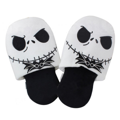 Slippers Plush Nightmare Before Christmas Jack Skellington