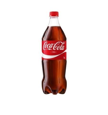 Կոկա-Կոլա 1լ