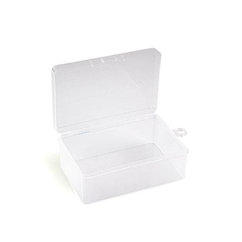 Контейнер для хранения, прозрачный, 6,5х10см