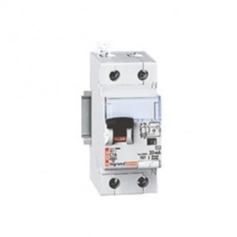 Дифференциальный автомат DX АС 10А-30мА 230В 1P+N (ЦЕНА ПО ЗАПРОСУ)