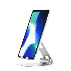 Подставка Satechi R1 Aluminum Multi-Angle для планшетов, серебряный
