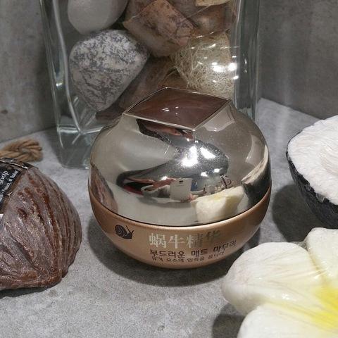Улиточный крем для лица Snail Care