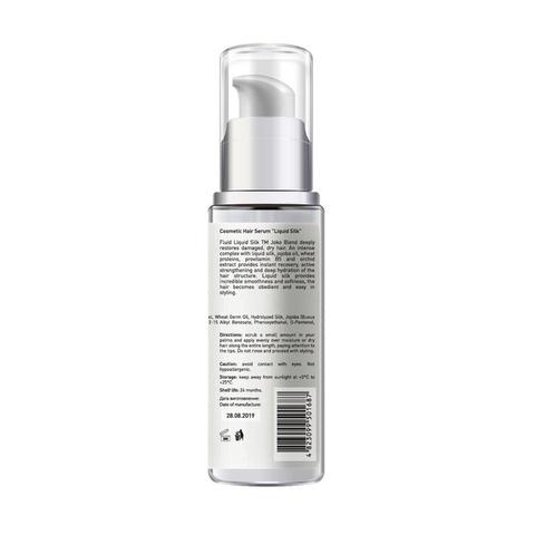 Флюид для волос Жидкий шелк Joko Blend 50 мл (3)