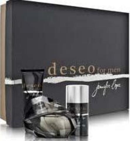 Jennifer Lopez Deseo for men SET (EDT100+A/S75+Deo Stick70)